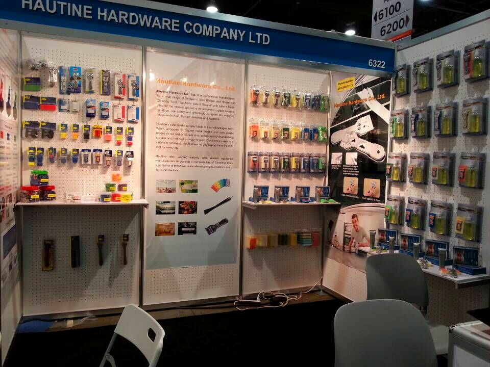 HAUTINE Hardware in The National Hardware Show 2018